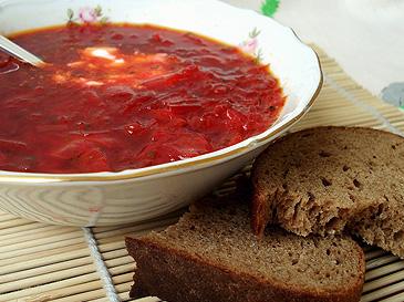 Борщ и прочая уютная домашняя еда