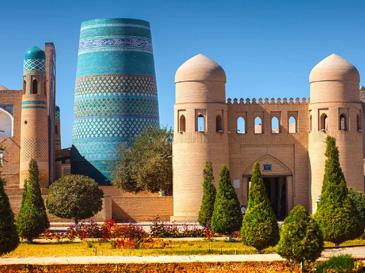 Арт-Узбекистан с Екатериной Рождественской. 28 сентября - 6 октября